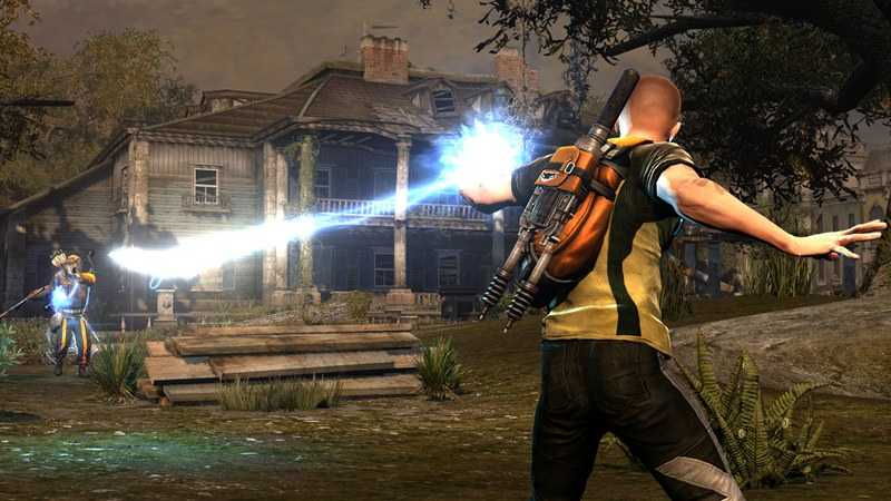 Infamous - PS3 Review - Nick Long's Blog on uncharted 2 map, crash twinsanity map, everybody's gone to the rapture map, infamous second son map, forza 4 map, arkham city map, bound by flame map, infamous first light map, the witcher 3: wild hunt map, mortal kombat 2 map, crash bandicoot 2 map, grim dawn map, grandia 2 map, just cause 2 map, pac-man world 2 map, batman: arkham knight map, prototype 3 map, prototype 2 map, infamous festival of blood mary's teachings, grand theft auto: san andreas map,